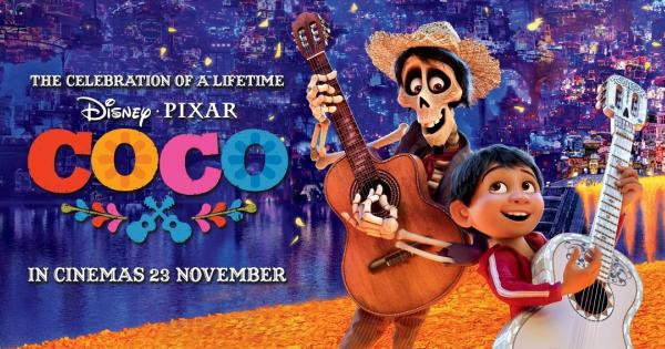 「coco 2017 pixar quad poster」的圖片搜尋結果